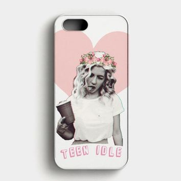 Marina And The Diamonds Collage iPhone SE Case
