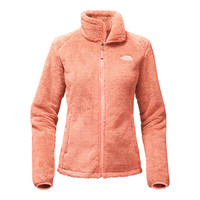 Women's Osito 2 Full Zip Fleece Jacket in Tropical Peach by The North Face - FINAL SALE