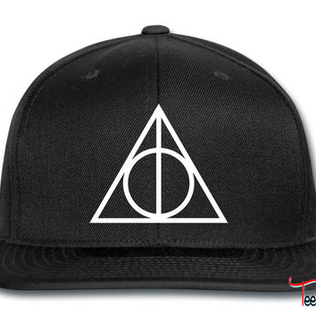 Deathly Hallows Snapback