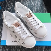Puma X Mcm  Women Fashion Simple Casual  Sneakers Sport Shoes