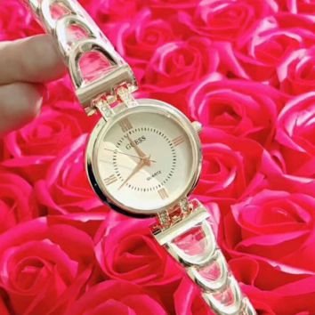 GUESS Ladies Men Watch Little Ltaly Stylish Watch