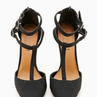 Shoe Cult On Point Pump