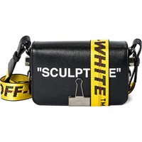 Off-White Sculpture Mini Flap Bag | Nordstrom