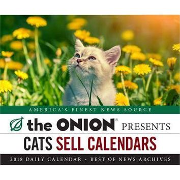 Onion Desk Calendar, More Humor by Chronicle Books