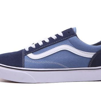 Trendsetter Vans Vault OG Classic Slip-On Lx Canvas Old Skool Checkerboard Flats Shoes