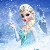 Frozen 1 (2013) Movie Poster Printed on Premium Photo Paper. 27 X 40 V004