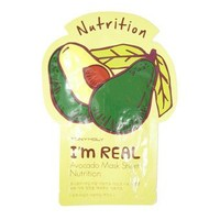 Tony Moly: I'm Real Avocado Mask - Nutrition