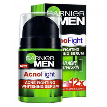 Garnier Men Acnofight Acne Fighting Whitening Serum