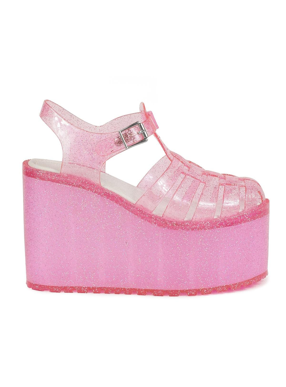 Unif Hella Jelly Platforms From Unif Footwear