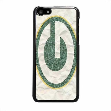 green bay packers nfl iphone 5c 5 5s 4 4s 5c 6 6s plus cases