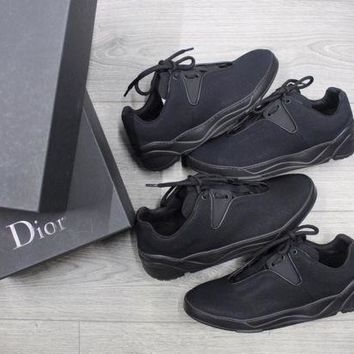 Christian Dior All Black Runner