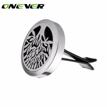ONEVER Aromatherapy Essential Oil Diffuser & Car Air Freshener