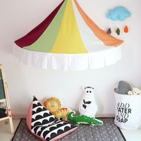 7Color Cotton Indian Style  Children Tent , Reading Corner, Toys Room