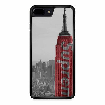 Supreme Empire State Building iPhone 8 Plus Case