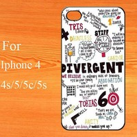 divergent boundaries divergent evolution, iphone 5 case,iphone 5s case,iphone 5 case, Divergent iphone 4 4s 5 5s 5c cover iphone 4 4s case