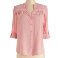 Treat the Parents Top in Pink