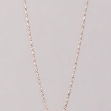 DCCKGE8 Dainty Heart Pendant Necklace