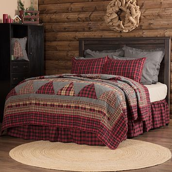 Andes King Luxury Quilt