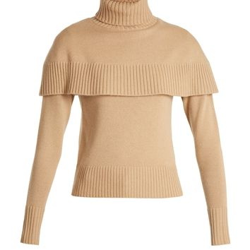 Iconic roll-neck cashmere sweater | Chloé | MATCHESFASHION.COM US
