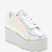 Cute To The Core By YRU LaLa Atlantis Sneakers