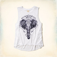 Coachella Graphic Tank