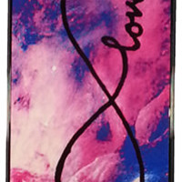 Infinite Love Galaxy Infinity case for iPhone Free Shipping