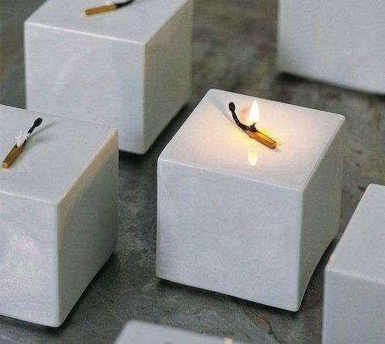 Leave the Light On Candle