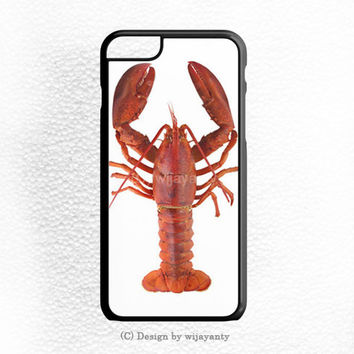 LOBSTER iPhone 6S Plus Case Wijayanty.com