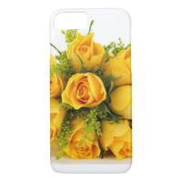 Yellow Rose Bouquet iPhone 7 Case