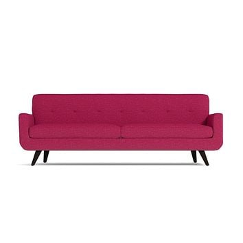 Lawson Sofa :: Leg Finish: Espresso