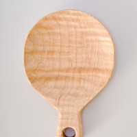 Dry Goods Scoop - Curly Maple