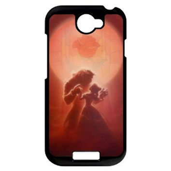 Beauty And The Beast HTC One S Case