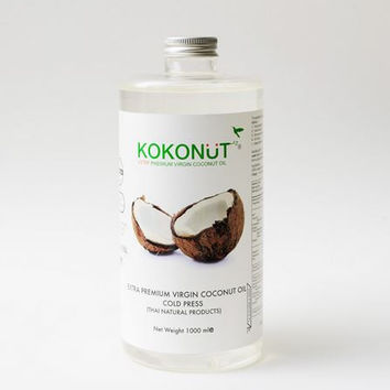 Extra Premium Virgin Coconut Oil (1000 ml.)