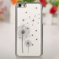 iWaii - Dandelion Hard Case Cover for Iphone 5, 5S, 5C