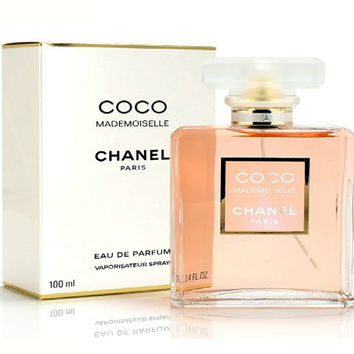 Coco Mademoiselle Chanel Type Perfume Oil 1/3 oz. Roll-On Perfume Alcohol-Free Vegan 100% Pure Perfume Oil Dupe Designer Perfume Chanel Dupe