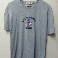 ON SALE Vintage Chaps Ralph Lauren 1978 T-shirts
