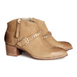 H&M - Leather Boots - B