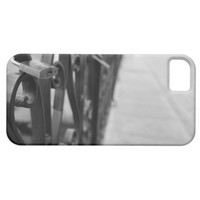 Case: European Bridge and Love Lock iPhone 5 Cover