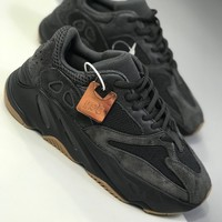 HCXX 19Sep 770 Adidas Yeezy Boost 700 Utility Black FV5304 Casual Sneaker Fashion Low Running Shoes