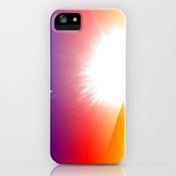 HE'S BACK iPhone & iPod Case by Chrisb Marquez