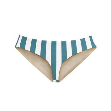 MAYLANA Chloe Ocean Stripes Bottom