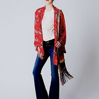 Free People Womens FP Pull On Flares