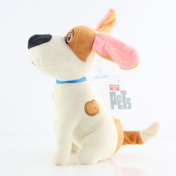 The Secret Life of Pets Dog Jack Russell Terrier Plush Toy Doll