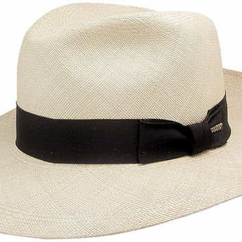 Stetson Center-Dent Panama Fedora