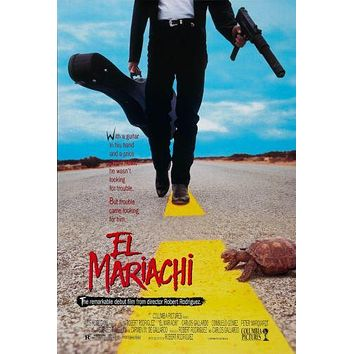Sale El Mariachi Movie poster 24inx36in Poster