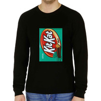 kit kat limited edition mint - Sweater for Man and Woman, S / M / L / XL / 2XL **