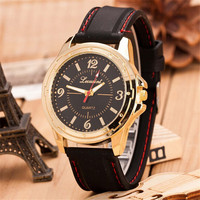 Mnes Silicone Strap Watch Casual Sports Watches + Beautiful Gift Box - 374