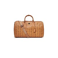 MCM Men's Visetos Large Duffel