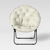 X - Large Tufted Dish Chair - Room Essentials™