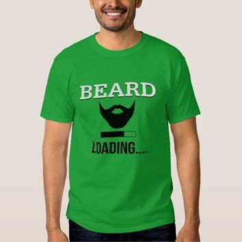 Beard Loading T-shirt man